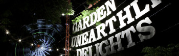 Garden of Unearthly Delights GOUD 2011
